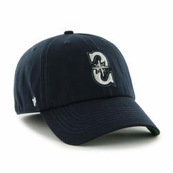 MLB Seattle Mariners Cap, Navy, Medium