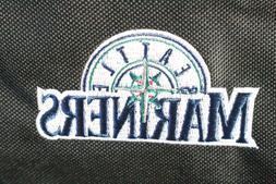 MLB. Seattle Mariners Duffle Bag. Black. New.