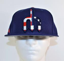 New Era MLB Seattle Mariners Flag Fill 9FiFTY Snapback Adjus