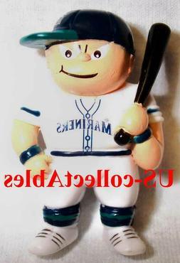 MLB Seattle Mariners Lil Sports Brat Baseball Player Rare Co