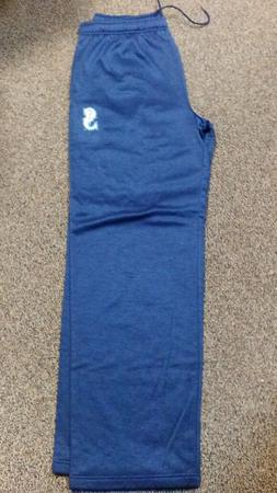 MLB SEATTLE MARINERS MENS SWEAT PANTS LARGE W/POCKETS BRAND