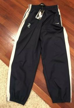 New ! Nike MLB Seattle Mariners Navy Blue Windbreaker Pants