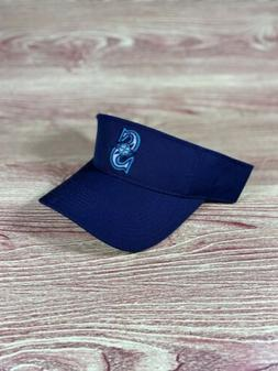 New Seattle Mariners Logo MLB Baseball OC Sports Visor Adjus