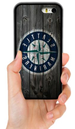 NEW SEATTLE MARINERS MLB PHONE CASE COVER FOR IPHONE 4S 5S 5