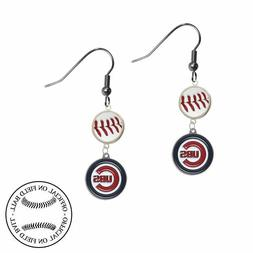 pick your team mlb earrings made w
