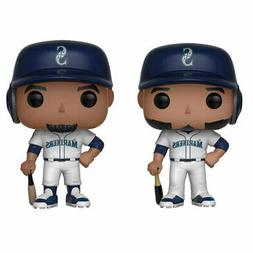 Funko POP! MLB Wave 3 Vinyl Figures - SET OF 2 SEATTLE MARIN