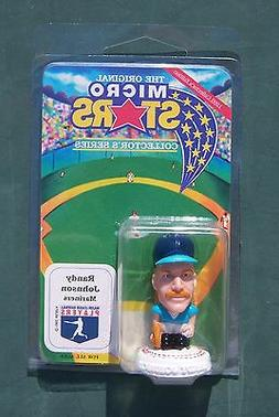 RANDY JOHNSON SEATTLE MARINERS 1995 COLLECTOR'S EDITION MICR