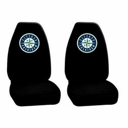 Seattle Mariners 2 Front Universal Fit Car Truck  Bucket Sea
