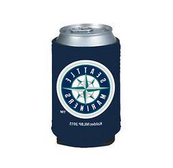 Seattle Mariners 2-Pack CAN Beverage Insulator Neoprene Hold