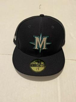 New Era Seattle Mariners 2019 Batting Practice 59FIFTY Hat M