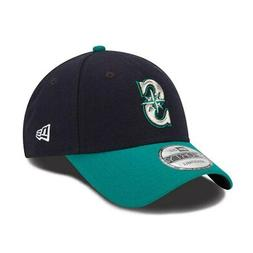 Seattle Mariners New Era 9FORTY MLB The League Adjustable St