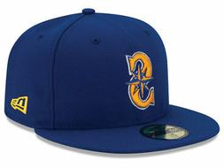 New Era Seattle Mariners ALT 2 59Fifty Fitted Hat  MLB Cap
