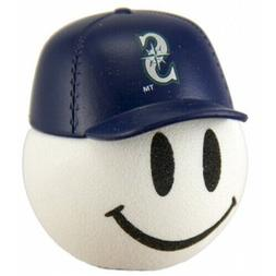 Seattle Mariners Baseball Cap Head Car Antenna Ball / Deskto