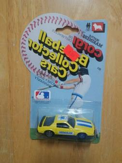 Seattle Mariners Baseball Collector Car Diecast Vehicle
