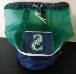 "SEATTLE MARINERS Baseball SGA Cooler 20 x 12"" Backpack Draws"