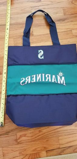 Seattle Mariners Canvas Mothers Day Beach Tote Bag 2018 SGA