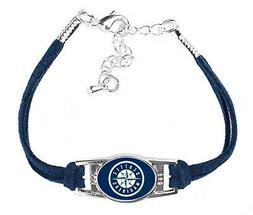 Seattle Mariners Charm Bracelet