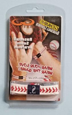 Seattle Mariners Classic Baseball Bracelet NEW IN PACKAGE NI