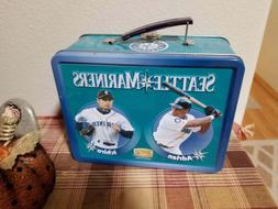 Seattle Mariners, Cloverdale Meats tin lunch box