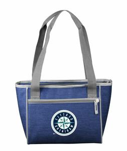 Seattle Mariners Cross Hatch Cooler Tote Bag