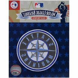 Seattle Mariners Fathers Day Blue Sleeve Jersey Patch