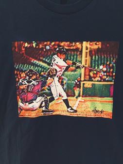 Seattle Mariners Ichiro Suzuki t-shirt-Limited Edition Artwo