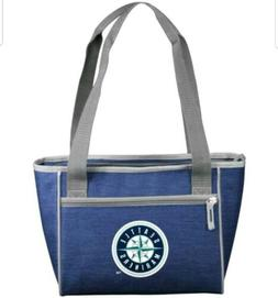 Seattle Mariners Insulated Lunch Cooler Tote Bag
