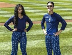 Seattle Mariners L/XL Pajama Pants SGA 6/1/18 NIB