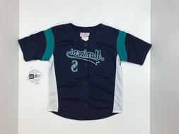 Seattle Mariners Licensed MLB Shirt 4 Toddler Short Sleeve S