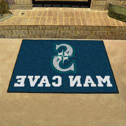 seattle mariners man cave 34 x 43