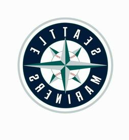 Seattle Mariners MLB Baseball Color Sports Decal Sticker-Fre