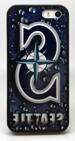 SEATTLE MARINERS MLB BASEBALL PHONE CASE FOR iPHONE XS XR X