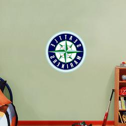 "Seattle Mariners MLB Baseball Wall Decor Sticker Decal 22"" x"