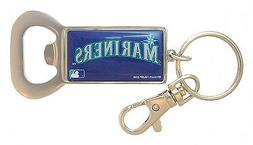 Seattle Mariners MLB Bottle Opener Key Chain