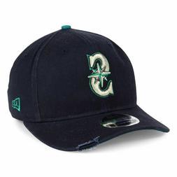 Seattle Mariners New Era MLB Classic Team Rustic 950 Snapbac