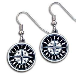 Seattle Mariners Official MLB Dangle Earrings by Siskiyou 42