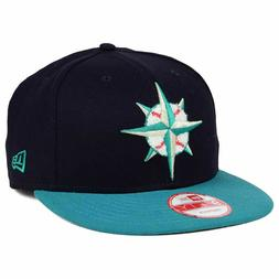 Seattle Mariners MLB Letter Man Snapback New Era 9FIFTY Comp
