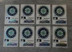 Seattle Mariners MLB Prism Prismatic Vending Sticker Sheet 9