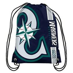 Seattle Mariners MLB Side Stripe Big Logo Drawstring Back Pa