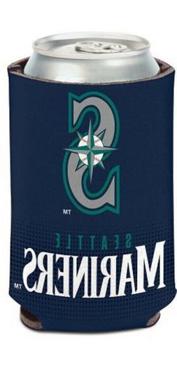 Seattle Mariners MLB Stadium Can Cooler Holder Bottle Neopre