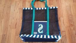 Seattle Mariners Mothers Day Beach Tote Bag 2017 SGA 5/21/17