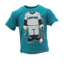 Seattle Mariners Official MLB Genuine Apparel Infant & Toddl