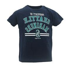 Seattle Mariners Official MLB Genuine Apparel Kids Youth Siz