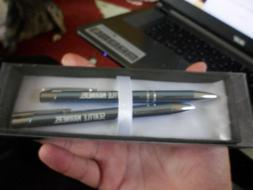 NATIONAL DESIGN - Seattle Mariners Pen And Pencil Set