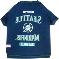 Seattle Mariners Pet T-Shirt