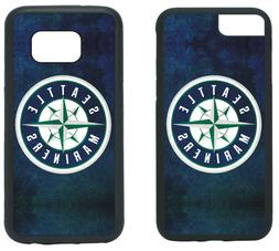 SEATTLE MARINERS PHONE CASE COVER FITS iPHONE 7 8+ XS MAX SA