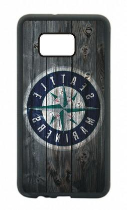 Seattle Mariners Phone Case For Samsung Galaxy S10 S9 S8 S7
