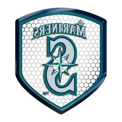 Seattle Mariners Reflector Decal MLB Auto Shield Team Car Bi