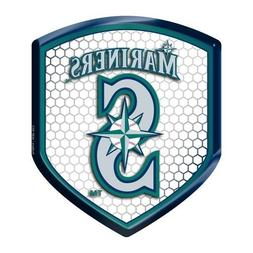 Seattle Mariners Reflector Decal MLB Auto Shield Team Logo C