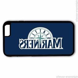 SEATTLE MARINERS SAMSUNG GALAXY & iPHONE CELL PHONE HARD CAS